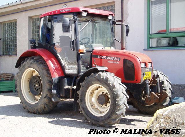 Traktor ZETOR 7341
